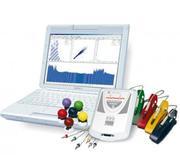 Cardiograph,  doppler,  encephalograph,  miograph,  rheograph,  Mayo