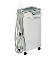 Dental mobile suction unit Cattani Aspi Jet 6